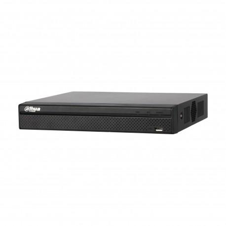 Enregistreur vidéo réseau compact 1U 8PoE Lite à 8 canaux