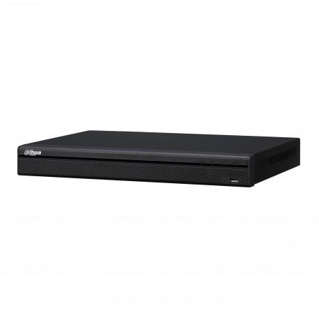 Enregistreur vidéo réseau 4/16/32 canaux 1U 4K et H.265 Lite