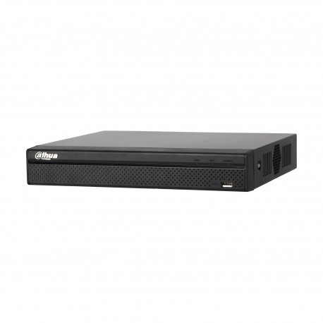 Enregistreur vidéo réseau compact 1U 4PoE Lite à 4 canaux