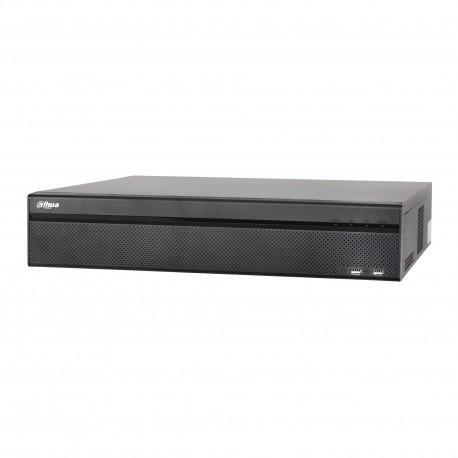 Enregistreur vidéo réseau 16/32 canaux 2U 16PoE 4K et H.265 Lite