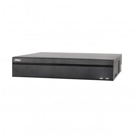 Enregistreur Dahua IP 32 voies 2 RJ45 320Mbps jusqu'à 4k VGA/HDMI 9HDD