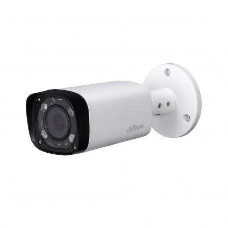 Bullet HDCVI/ANALOGIQUE 2MP STARLIGHT 2.7x13.5mm Zoom IR60m IP67 WDR120dB 12Vdc