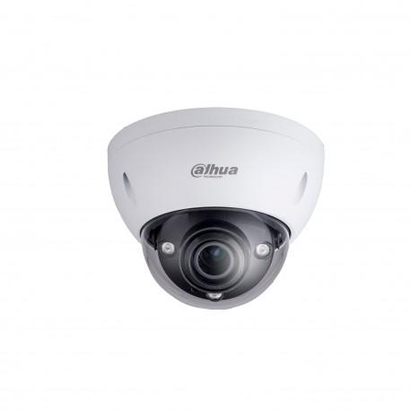 Dôme AV 6MP Zoom lens IR 50m Alarme1/1 Audio 1/1 Micro Sd IP67 IK10