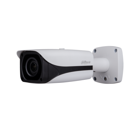Bullet DAHUA IP 2MP 5.1x61.2mm Zoom x12 IR100m IP66 Wdr 12Vdc/POE