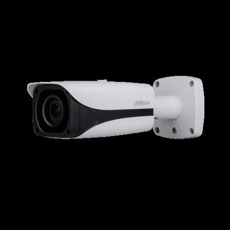 Bullet DAHUA IP 2MP 5.1x61.2mm Zoom x12 IR100m IP66 Wdr 12Vdc/POE