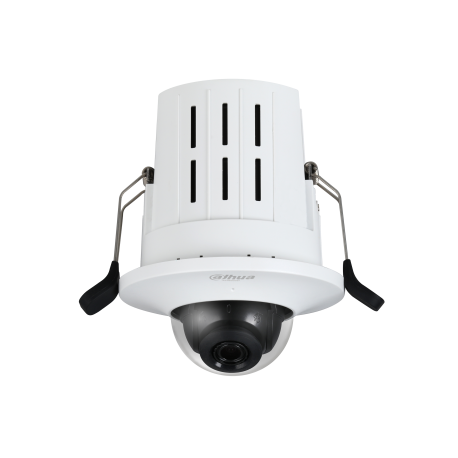 Caméra réseau à dôme encastré HD 2MP