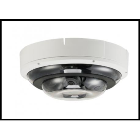 Caméra réseau dôme infrarouge 4x2MP