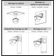 Dôme PTZ DAHUA HDCVI/ANALOGIQUE 2MP 5.1x61.2 mm Zoomx12 IP66 IK10 dWDR