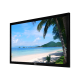 "Ecran Dahua54.6""(16.9)LCD LED 1920 1080  2xCVBS sorties"