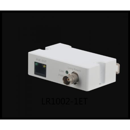 Transmetteur EoC à un port ( prolongateur éthernet sur coxial)