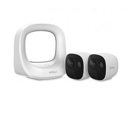 Pack de 2 Caméras IP
