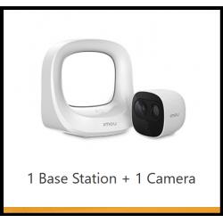Caméra IP objectif 2.8 mm