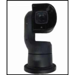 Tourelle avec caméra IP 2MP Starlight IR distance jusqu'à 150m IP67 IK10 couleur noire