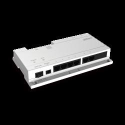 Switch POE para o sistema IP intercom - VTNS1060A