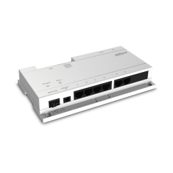 Switch POE pour système IP interphonie - VTNS1060A