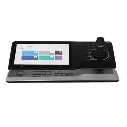 Joystick van PTZ-functies/4K-ondersteuning/optioneel: Netwerkcontrole-toetsenbord-NKB5000