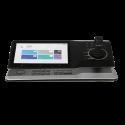 Joystick des fonctions PTZ / enregistrement sur U-disque+ Clavier de contrôle réseau HD(ensemble complet)