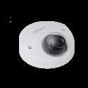 Dome AV flat DAHUA IP 4MP 2.8mm IR20m IP67 IK10 WDR 120dB 12Vdc/POE - IPC-HDBW4431FP-AS-0280