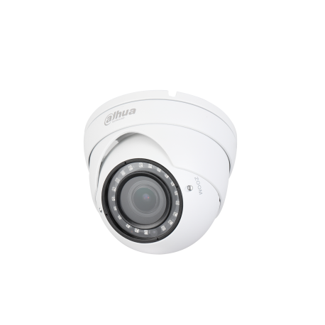 Eye ball DAHUA HDCVI/ANALOGIQUE 4 MP 2.7x135 mm IR30m IP67 Dwdr 12Vdc