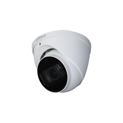 Caméra Eyeball 5MP HDCVI IR60 IP67 Starlight motorisé - HAC-HDW1500T-Z-A