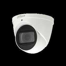 Eye ball IP 8MP 2.7 x12mm Zoom IR50m IP67 WDR 12 Vdc/POE slot SD Micro intégré Dahua - IPC-HDW5831RP-ZE