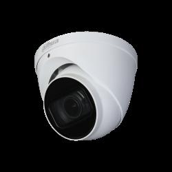 Bola de ojos AV PENTABRID Interruptor en el cable 6MP 2.7x13.5mm Zoom IR30m IP67 IK10 12Vdc Dahua - HAC-HDW2601T-Z-A