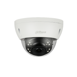 Dome AV IP 8MP 15IPS H 265 2.8mm Focal Fixed IRE30m IP67 IK10 WDR120dB POE Dahua - IPC-HDBW4831E-ASE