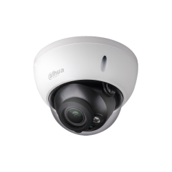 IP-AV DAHUA 5MP 2.7x13.5mm Zoom IR30mIP67 IK10 WDR120dB POE dome