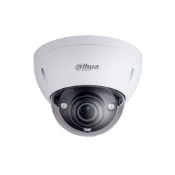 Dome-AV DAHUA IP 8MP 2.7X12mm Zoom IR50m IP67 WDR120dB 12Vdc/POE - IPC-HDBW5831EP-ZE