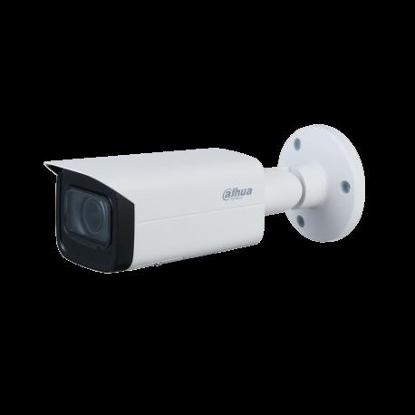 Bullet IP 4MP H265 2.7x13.5 mm Zoom IR60m dWDR 12Vdc/POE dahua