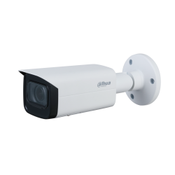 Caméra Bullet 8MP WDRH WDR /ICR /3DNR /Micro SD/ Objectif 3.7 11mm IP67 Poe