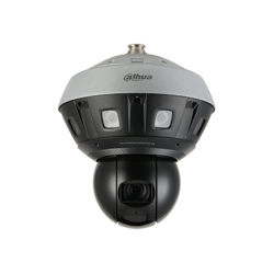 Dahua Caméra IP 4x2MP Multi-Sensor Panoramique Camera-PTZ - PSDW8842ML-A180-D237