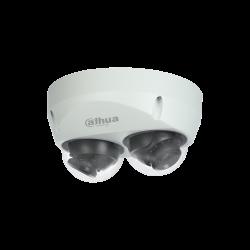 Dahua Caméra réseau 2x2MP IR Mini Dome - IPC-HDBW4231F-E2-M/M12