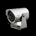 Caméra IP 2MP anti-corrosion Optique x30/Starlight  IP68/PoE/ Acier inoxidable