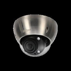 Dome AV DAHUA IP 2MP anti corrosion Starlight H265 IP67 Nema 4x4.1x16.4mm WDR 120dB 12/24V/POE
