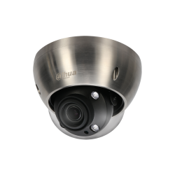 Dome AV DAHUA IP 2MP anti corrosion Starlight H265 IP67 Nema 4x4.1x16.4mm WDR 120dB 12/24V/POE