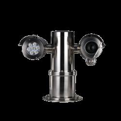 Caméra IP Système de positionnement réseau IR anti-déflagrant 2MP 30x