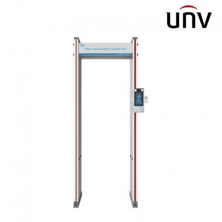 UNV - Portique de mesure de la température corporelle