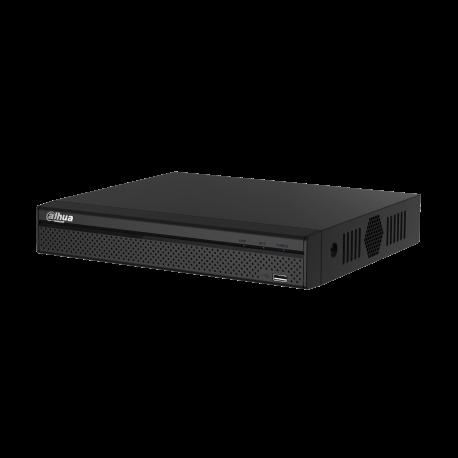 Enregistreur vidéo numérique 16 Canal Penta-brid 720P Compact 1U