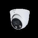 Dahua Caméra réseau WizSense à focale fixe et à dissuasion active polychrome 5MP - IPC-HDW3549H-AS-PV