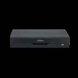 Dahua Enregistreur vidéo numérique compact 1U WizSense Penta-brid 5M-N / 1080P 8 canaux - XVR5108HS-I2