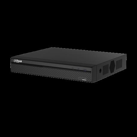 Dahua Enregistreur vidéo numérique compact 1U Penta-brid 1080P 16 canaux - XVR5116HS-S2