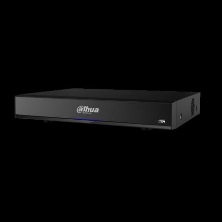 Dahua Enregistreur vidéo numérique Penta-brid 4K Mini 1U 8 canaux - XVR7108HE-4KL-I