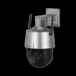 Dahua Caméra PTZ réseau Wizsense 2MP Starlight IR à dissuasion active - SD3A200-GNP-W-PV