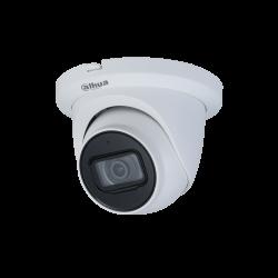 Dahua Caméra réseau de globe oculaire focal fixe 5MP Lite IR -IPC-HDW2531TM-AS-S2