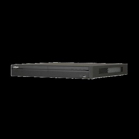ENREGISTREUR DAHUA IP16 voies POE 320 Mbps jusqu'à 4K VGA/HDMI 2HDD