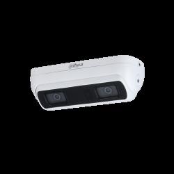 Dahua Caméra réseau WizMind à double objectif 3MP - IPC-HDW8341X-BV-3D