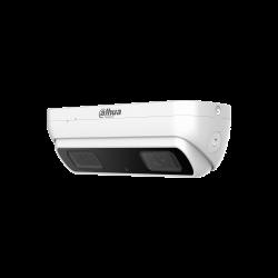 Dahua 3MP doble lente persona contando cámara de red Ai - IPC-HDW8341X-3D