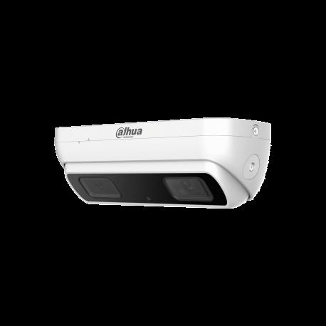 Dahua 3MP Dual-Lens Comptage de personne caméra réseau AI - IPC-HDW8341X-3D