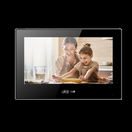 Dahua Moniteur intérieur numérique Android 7 pouces - VTH5321GW-W